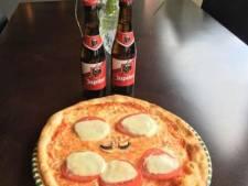 Winterswijker pakt Enschede terug met pizza en Jupiler-bier