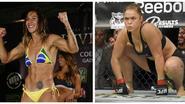 """MMA-wereld smult van agressieve sollicitatie naar 'battle of the bitches': """"Ik maak haar kapot!"""""""