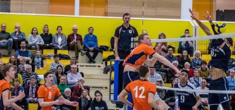 Jong Oranje brengt topvolleybal even terug in Almelose IISPA-hal