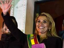Senator benoemd tot interim-president van Bolivia