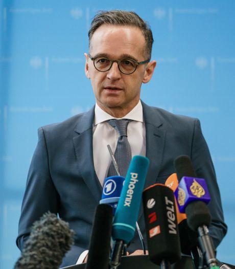 Duitse minister van Buitenlandse Zaken verliest creditcard in supermarkt