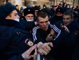 Tientallen aanhangers Navalny opgepakt, en de grote demonstratie moet nog beginnen