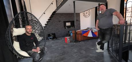 Van bouwval naar luxe woonruimte: 'De Geuzenkerk loopt helemaal te shinen'