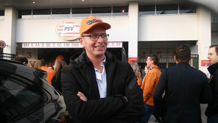 Ludo Jansens uit Witteveen.