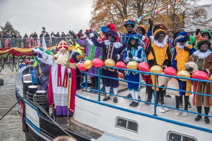 Archieffoto Sinterklaasintocht Zwolle 2017