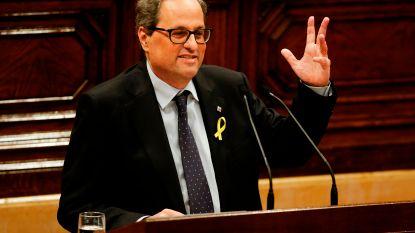Nieuwe kandidaat-premier Catalonië niet verkozen bij eerste poging