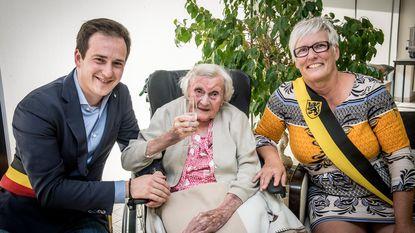 Magdalena viert 103de verjaardag