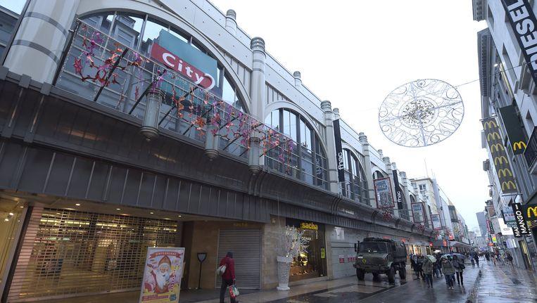 City 2 in Brussel blijft ook vandaag nog gesloten.