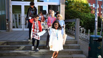 Ook prinses Eléonore volgt Kinderuniversiteit