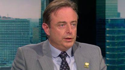 """Bart De Wever (N-VA): """"Pensioenleeftijd moet omhoog, als levensverwachting stijgt"""""""