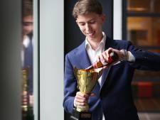 Avans Hogeschool beloont jonge ondernemers: 'Ik had nog niet eens een rijbewijs toen ik begon'