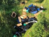 Afval van hennepkwekerij gedumpt in Son en Breugel