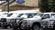 Ford roept anderhalf miljoen pick-ups terug in Noord-Amerika