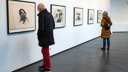 Keteleer Gallery verwacht stormloop voor David Lynch