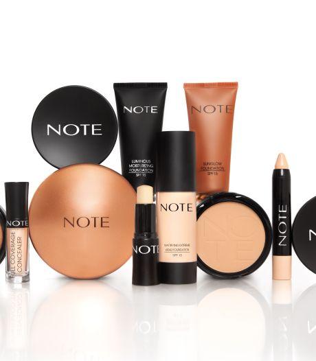 NOTE Cosmétique, le maquillage qui sublime tous les teints de peau