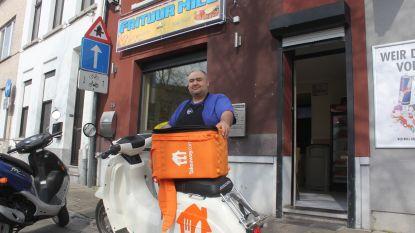 ONDERNEMEN IN AALST: Milo opent frituur aan Houtmarkt en levert aan huis met elektrische brommer