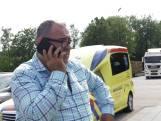 Buurman redt eigenaar autobedrijf uit vlammenzee