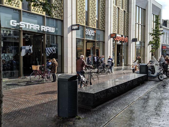 Enschede heeft veel last van winkeldieven.