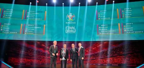 Découvrez le calendrier complet de l'Euro 2020