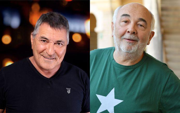 Jean-Marie Bigard et Gérard Jugnot