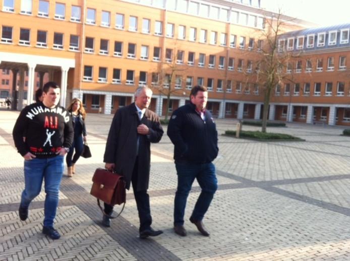 Willy Selten tijdens een eerder bezoek aan de rechtbank in Den Bosch.