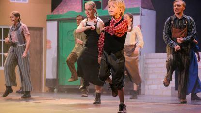 Toneelkring Tuss-enin Ranonkel brengt met Pinokkio eerste musical