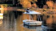Attractie in Efteling stilgelegd nadat jongen van brug op bootje springt