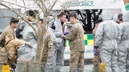 Duizenden Britse militairen worden gevaccineerd tegen antrax na vergiftiging ex-spion