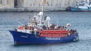 """""""Zeer hoog percentage opvarenden migrantenschip Lifeline komt in aanmerking voor asiel"""""""