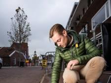 En floep… Wouter verliest zijn pasje in nieuwe goot in Hengelo