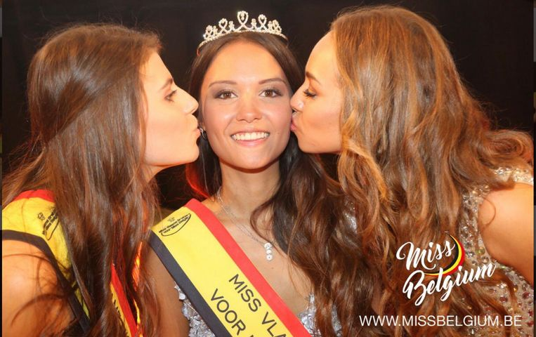 Shana Vanfraechem is Miss Vlaams-Brabant 2019.