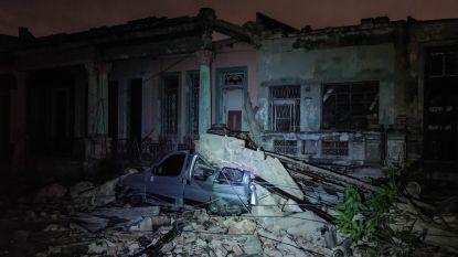 """Minstens drie doden en 172 gewonden door tornado in Havana: """"Het leek wel een rampenfilm uit Hollywood"""""""