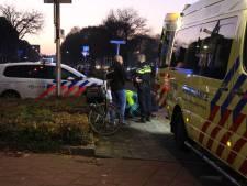 Fietser aangereden door vrachtwagen in Dongen