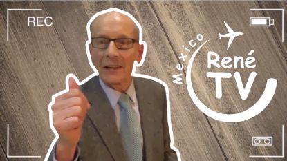 EXCLUSIEF. René neemt ons mee achter de schermen van 'De Wereld Rond Met 80-jarigen'