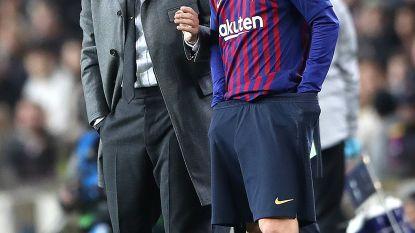 Krediet van Barçatrainer lijkt sneller dan verwacht op: hoe Valverde kan vallen