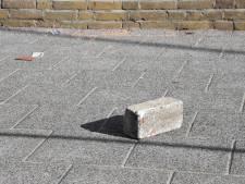 Vrouw 'met stoeptegel' mishandeld in Bezuidenhout
