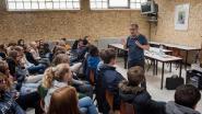 Schrijver Guy Didelez ontvangt ereprijs 'Grote Stroboer 2019'