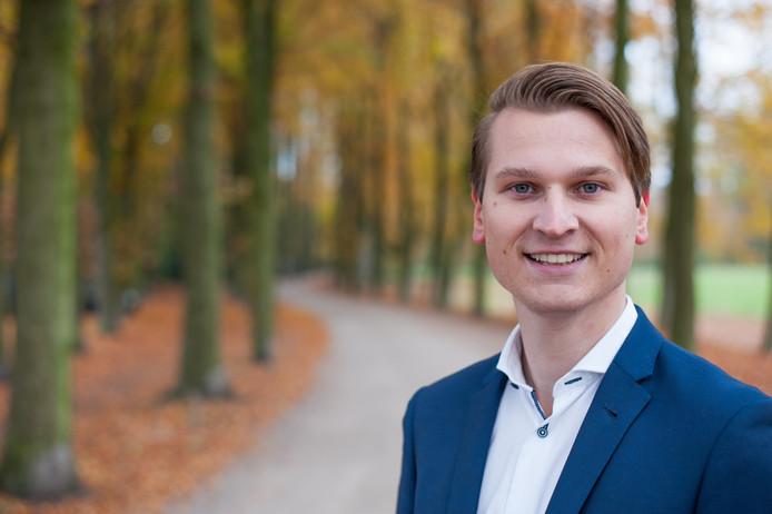 Jaimi van Essen staat op de tweede plaats op de D66-kandidatenlijst voor de Provinciale Staten