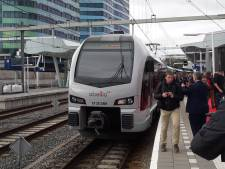 Treinverkeer tussen Arnhem en Emmerich plat door stroomstoring
