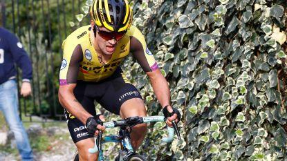 """Jumbo-Visma twijfelt aan kopmanschap in Tour: """"Steile cols meer iets voor Roglic dan voor Dumoulin"""""""
