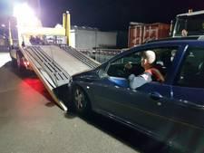 Beslag op 8 auto's bij controle tussen Borne en Almelo