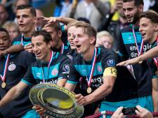 PSV-supporters hebben zin in nieuw seizoen, strijd om Johan Cruijff Schaal al richting uitverkocht