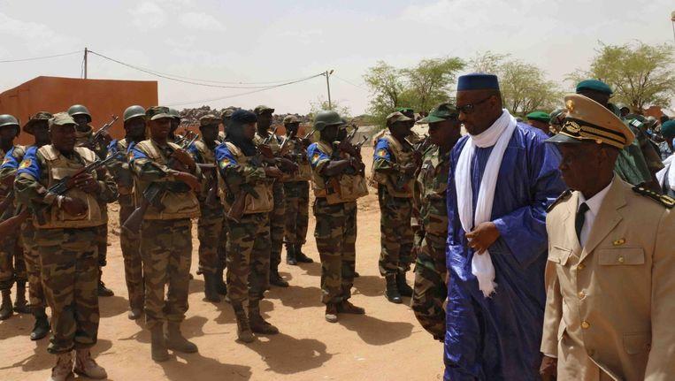 De gevechten braken uit tijdens een bezoek van premier Moussa Mara aan de stad Kidal