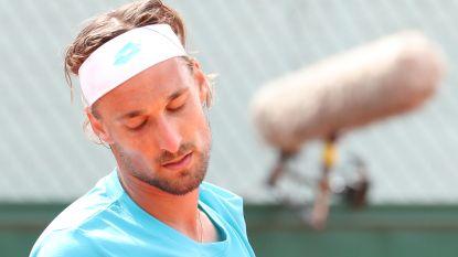 """Bemelmans geeft voorsprong van twee sets uit handen en strandt in de tweede ronde van Roland Garros: """"Een gemiste kans"""""""