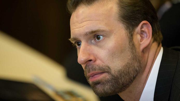 Wethouder Maarten Struijvenberg