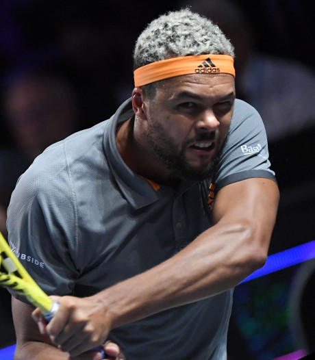 Tsonga pakt vierde titel voor eigen publiek in Metz