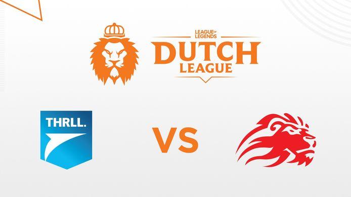 In speelronde 1 van de Dutch League Summer Split staan Team THRLL en LowLandLions tegenover elkaar.