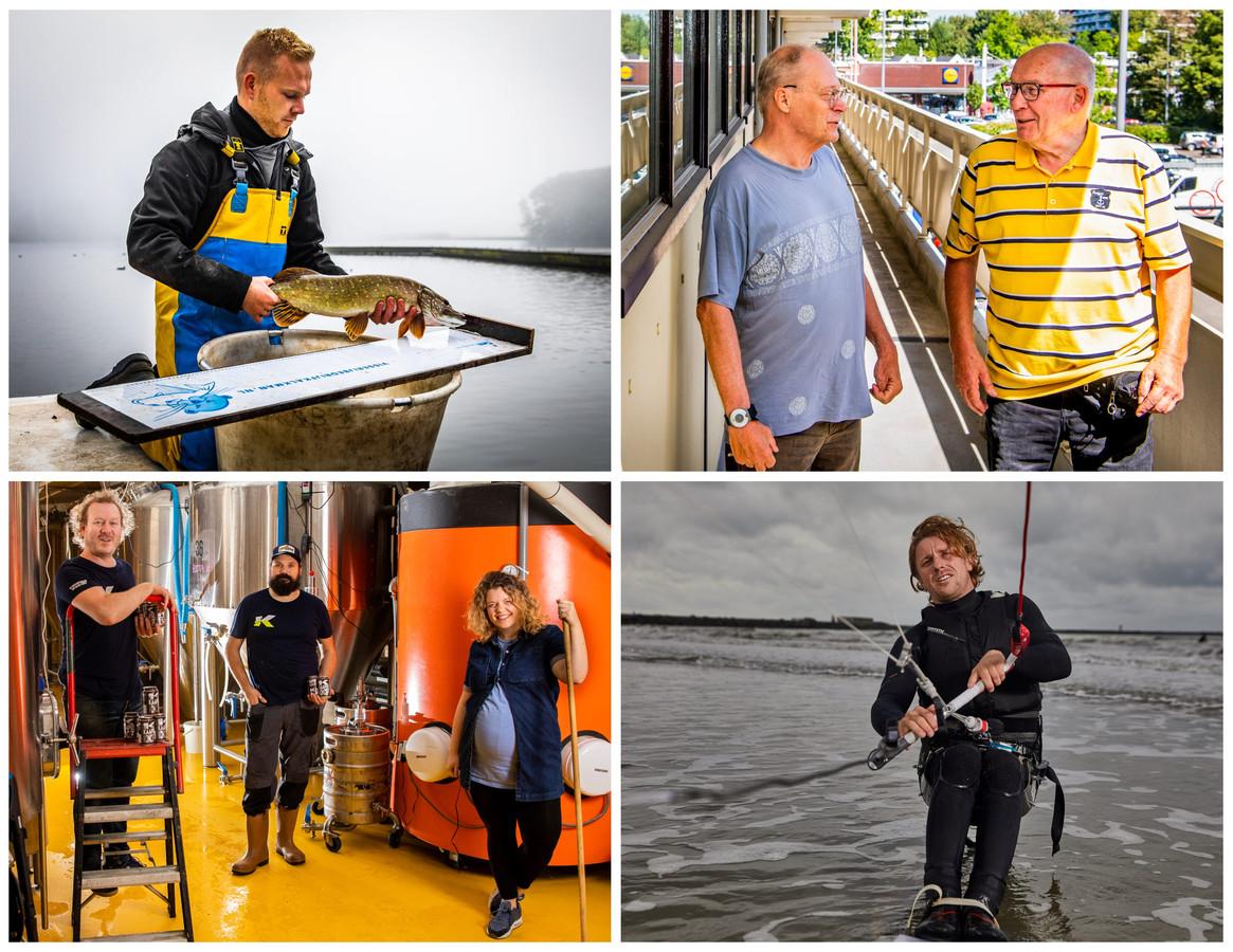 Met de klok rond: wateren in de Hoeksche Waard zijn eldorado voor sportvissers, huurders maken zich zorgen over renovatie flats in Ommoord, nieuw speciaalbier vernoemd naar Mark Rutte en watersporter Willem (30) wil van sit-kiten een paralympische sport maken.