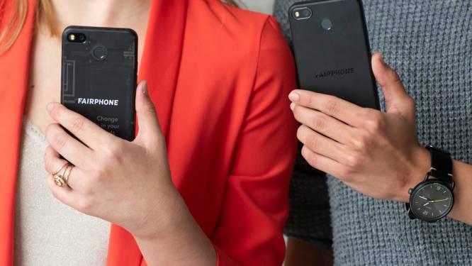 Review: de FairPhone 3+ doet je minstens even nadenken