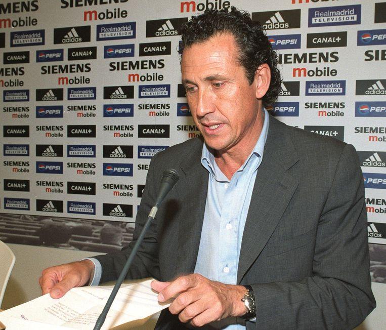 Jorge Valdano.